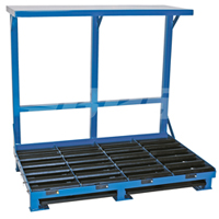 BHS Single Level Battery Stand (BS-SL)