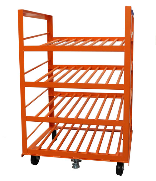 Automotive Battery Rack BS-ABR-C orange