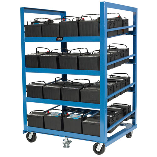 Automotive Battery Rack BS-ABR-C