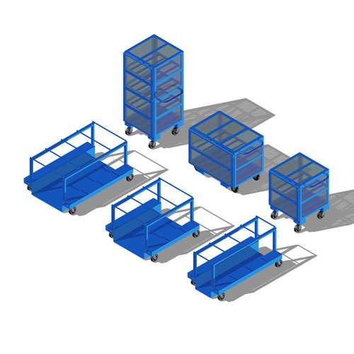 Cylinder Transport and Cylinder Transport Cage CT CTC