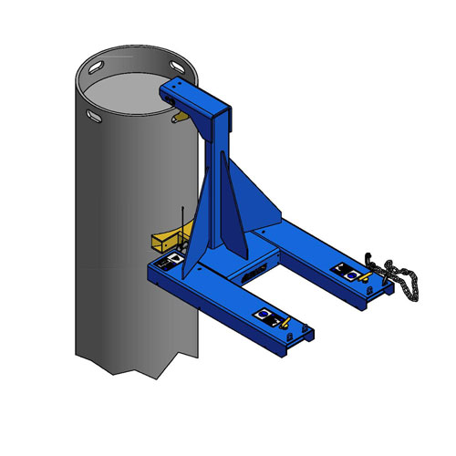 DHA Drum Handling Attachment