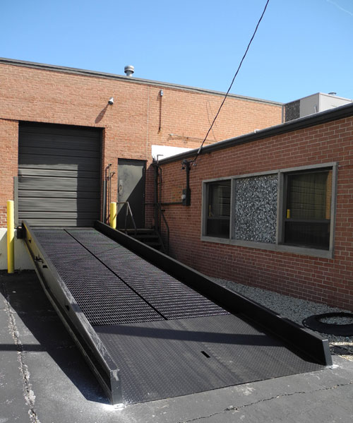 Dock Ramp DR-8430-16 dock