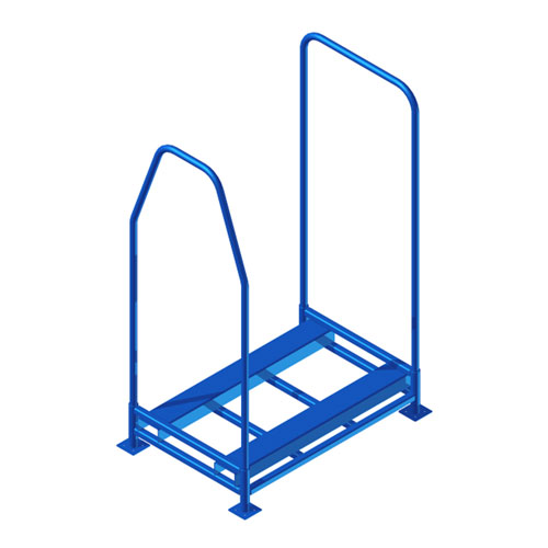 Ground Rack front GR