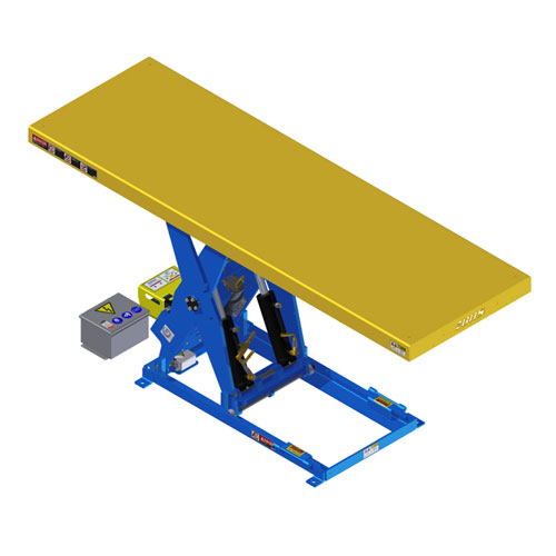 LT Scissor Lift Table 32x100