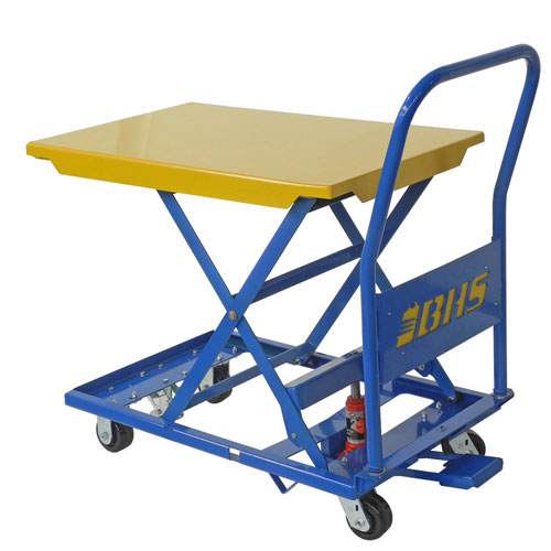 Manual Mobile Lift Table MMLT