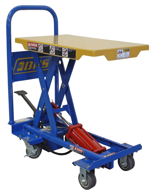 Manual Mobile Lift Table non-standard MMLT-350-NS