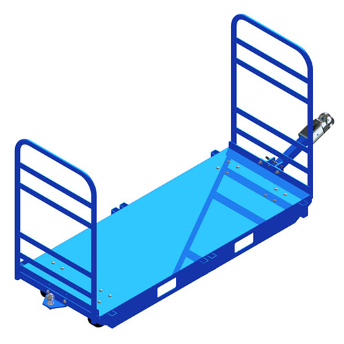 Material Cart for tugging