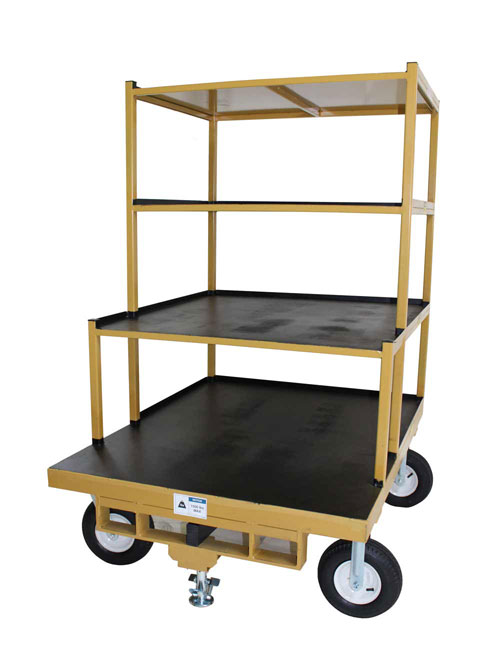 Order-Picking-Cart-Non-Skid-Surface