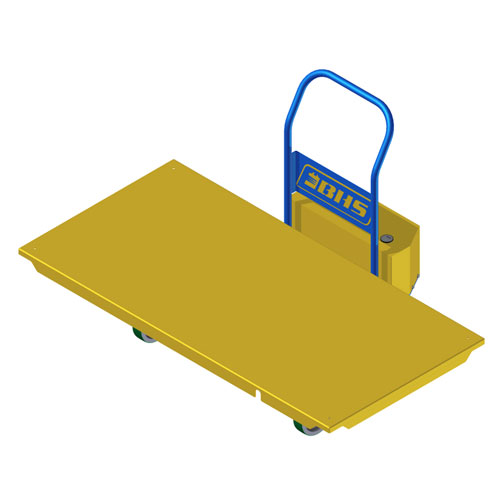 PMLT Powered Mobile Lift Table 36x72