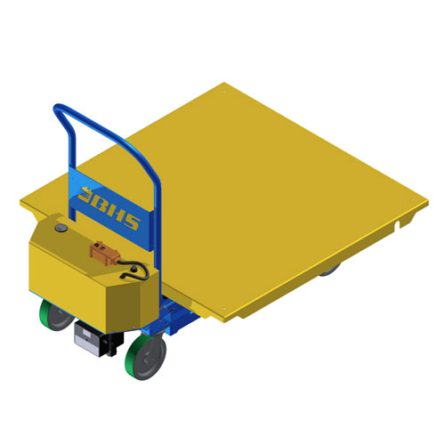 PMLT Powered Mobile Lift Table 48 x 48