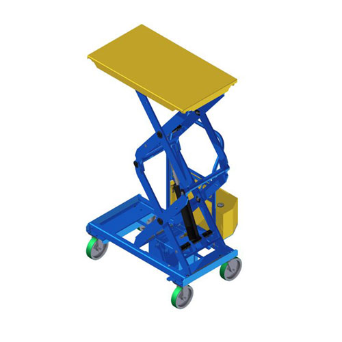 PMLT-700 Powered Mobile Lift Table