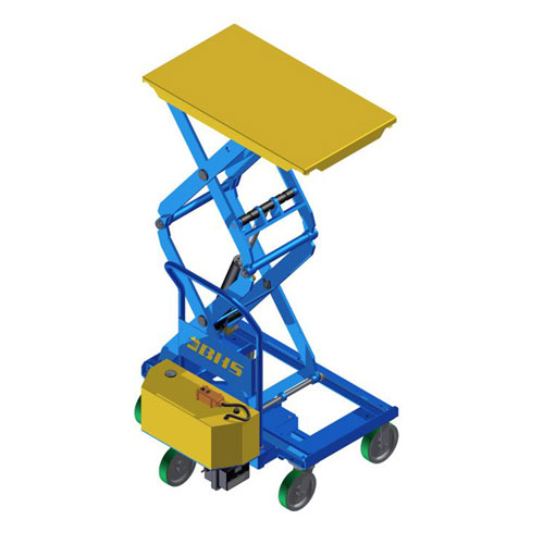 Powered Mobile LIft Table PMLT-700
