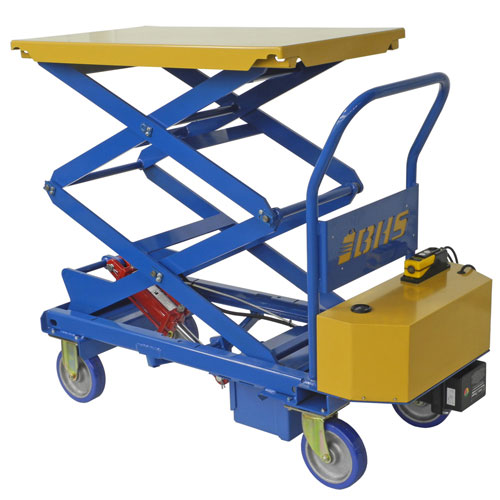Powered Mobile Lift Table PMLT