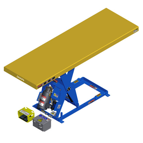 Scissor Lift Table 32 x 100 LT