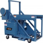 BTC-MPPEL Battery Transfer Carriage - Manual Extraction & Powered Lift