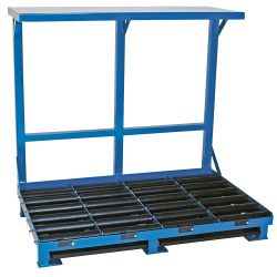 Forklift Battery Stands