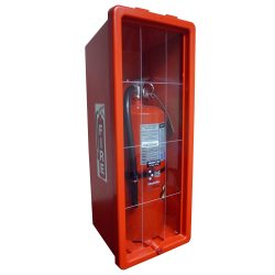 Fire Extinguisher Cabinet BHS - Outdoor fire extinguisher cabinets