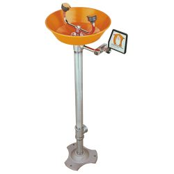 MEW-300 Pedestal Mounted Eye Wash