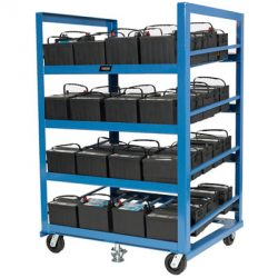 BS-ABR-C Automotive Battery Rack