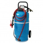 BTM-10 10 Gallon Mobile Bladder Tank