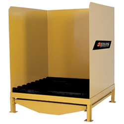 HWS Hardwood Wash Stations