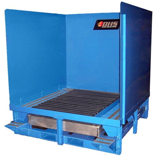 Battery Wash Equipment Bhs Warehouse Equipment