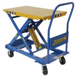 SMLT Self-Leveling Mobile Lift Tables