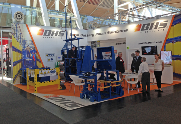 CeMAT 2014 trade show