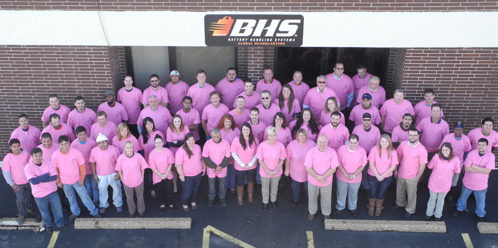 BHS Cares - Think Pink