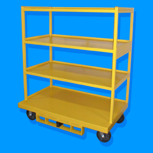 Order Picking Cart for Shipping