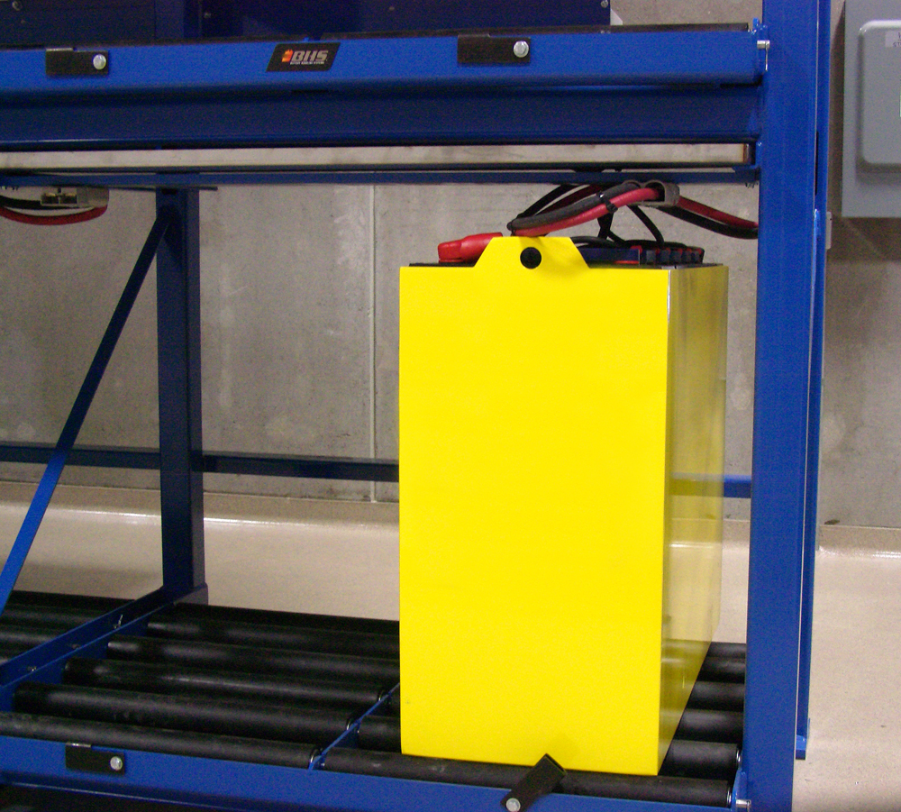 How Lead Acid Forklift Batteries Work Bhs Industrial