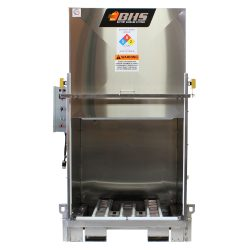 BWC-1-M Battery Wash Cabinet