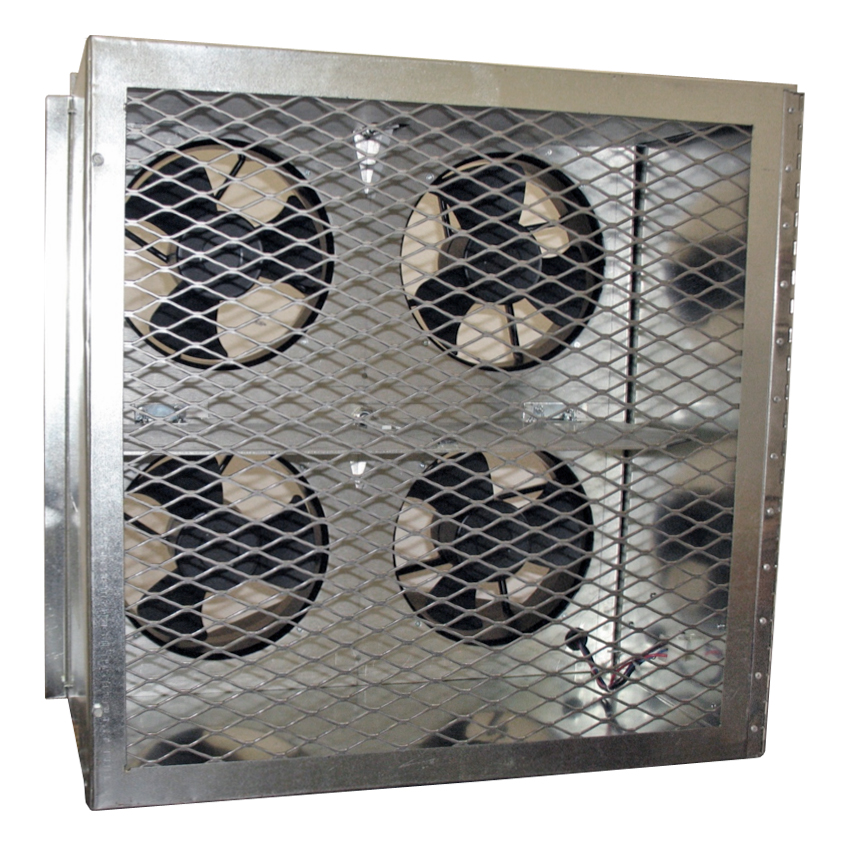 Hydrogen Exhaust / Ventilation Fan