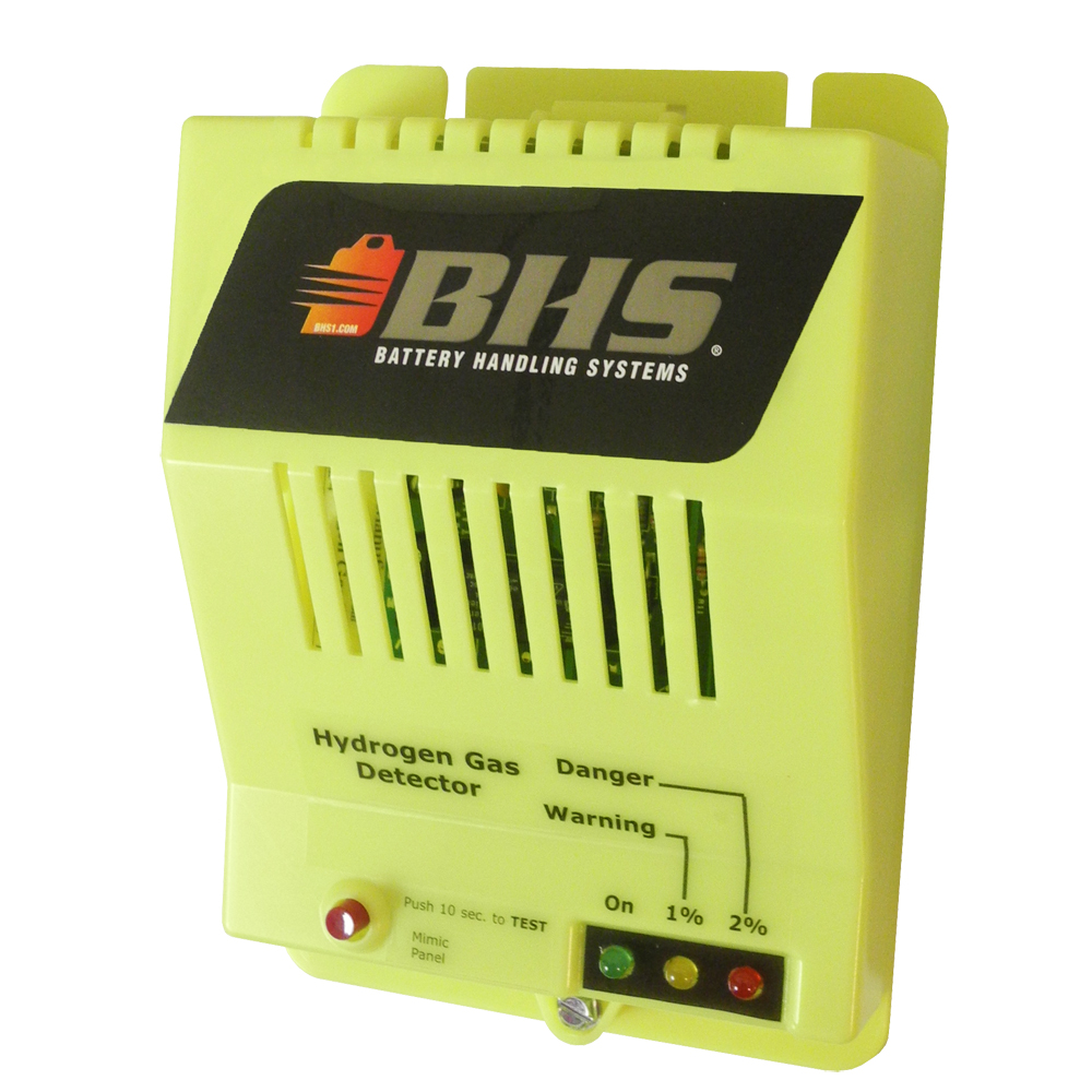 battery room hydrogen gas deteector