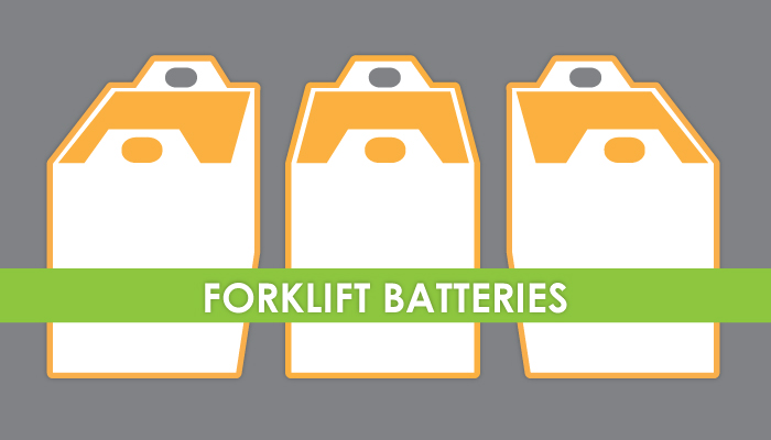 Lead Acid Forklift Batteries
