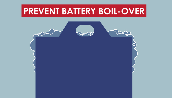 Prevent Boil Over With Forklift Battery Watering Tools