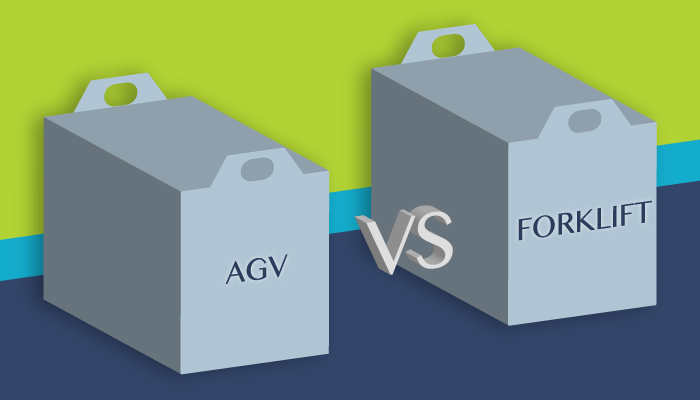 AGV Battery vs Forklift Battery