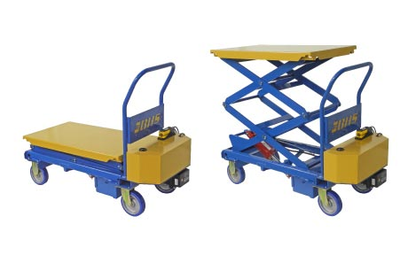 BHS Powered Mobile Lift Tables