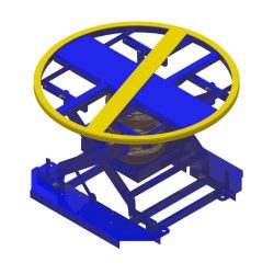 PCP Pallet Carousel & Skid Positioner