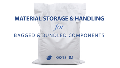 Material Storage and Handling for Bagged Components