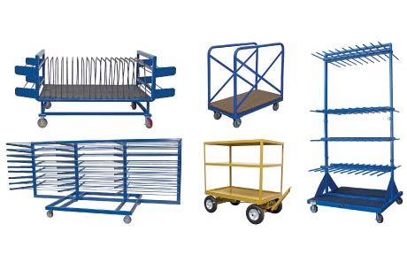 Bhs Warehouse Equipment Forklift Battery Handling