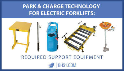 Park-and-Charge-Technology-for-Electric-Forklifts-Required-Support-Equipment