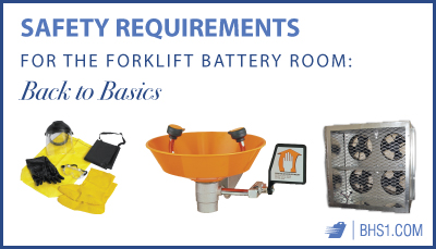 Safety-Requirements-for-the-Forklift-Battery-Room