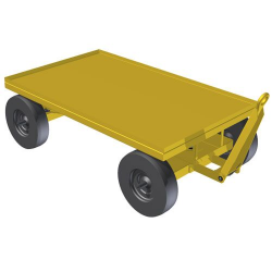 Quad Steer Tugger Trailers (TT-QS)