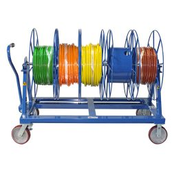 PRW Parallel Reel Payout Wagon