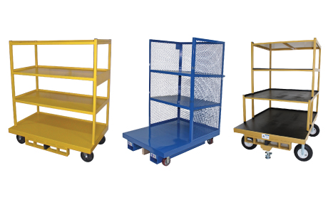 Customize Material Carts
