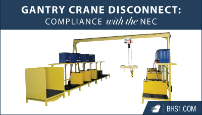 Gantry-Crane-Disconnect--Compliance-with-the-NEC