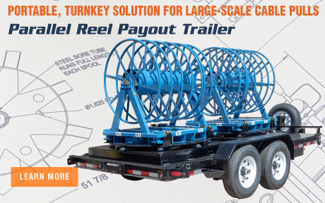 Parallel Reel Payout Trailer