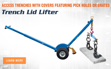 Trench Lid Lifter