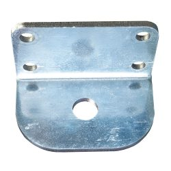 Galvanized Cable Retractor Mounting Bracket CR-MT